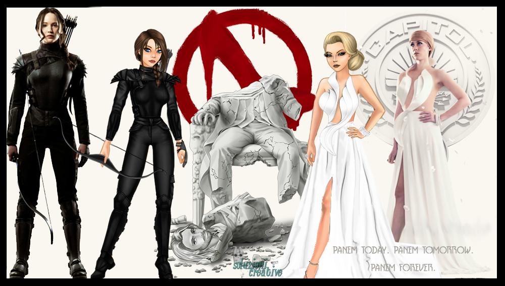Joanna & Katniss